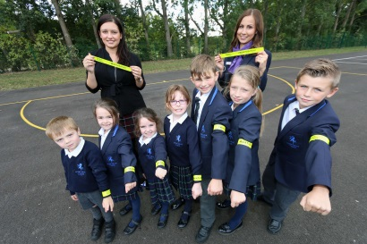 Image 1 - Taylor Wimpey - Walk to School - Valley Invicta Primary School at Leybourne Chase